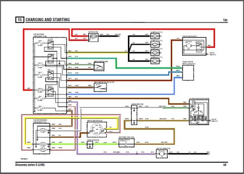 Wiring Diagram For Land Rover Discovery 2 - Carbonvotemuditblog \u2022