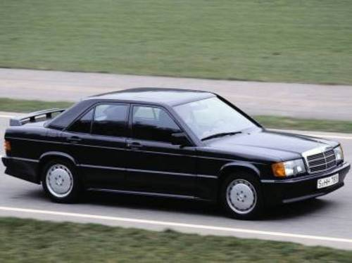 Mercedes-Benz 190E Electrical Wiring Diagram Download - Download Ma