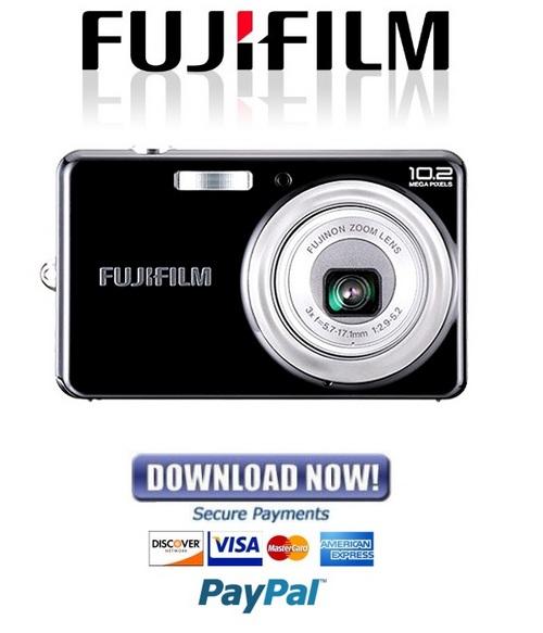 fujifilm fuji finepix j26 j27 j28 j29 service manual repair guide