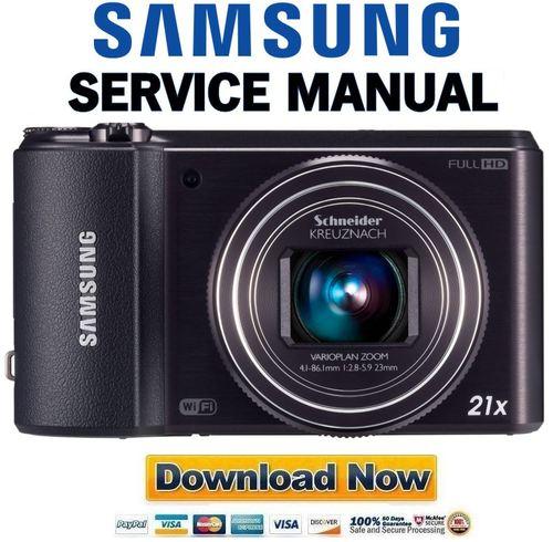 samsung wb850f manual