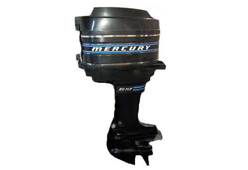 Mercury Mariner outboard motor service manual repair 45HP to 115HP