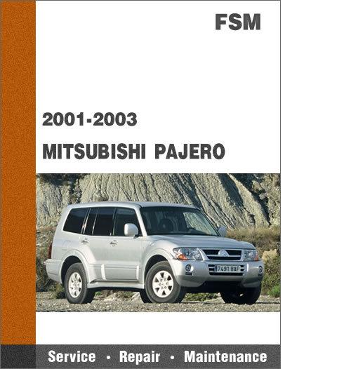 Mitsubishi Pajero Electrical Wiring Diagrams 20012003 Download