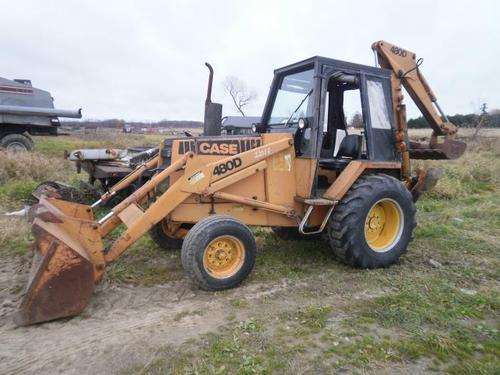 Wiring Diagram For A 480b Case Backhoe Wiring Examples and