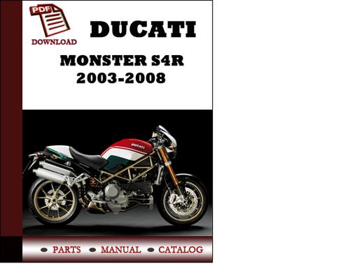 ducati monster s4r 2004 wiring diagram