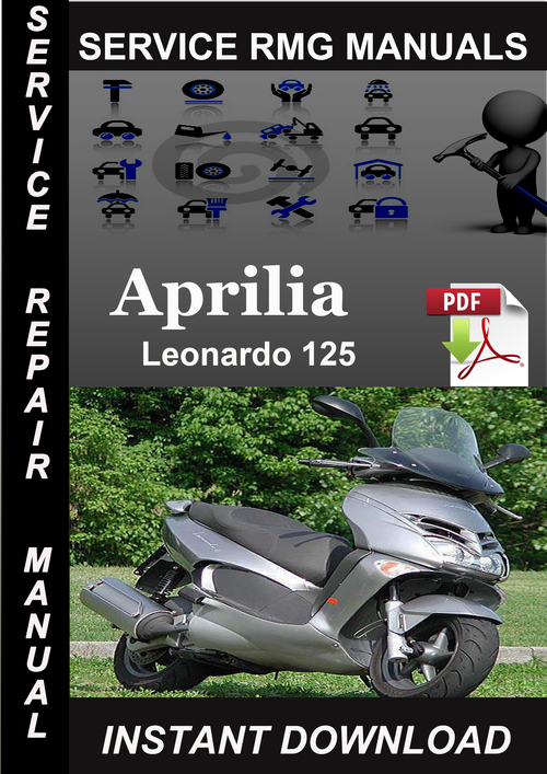 Aprilia Leonardo 125 Service Repair Manual Download - Download Manu