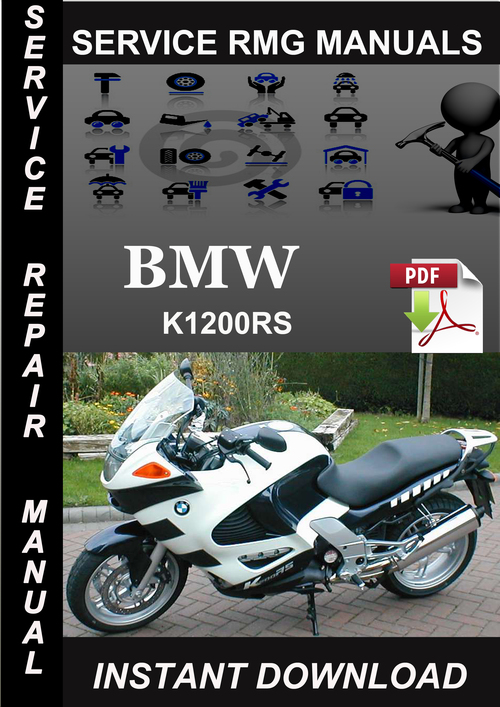 BMW K1200RS Service Repair Manual Download - Download Manuals