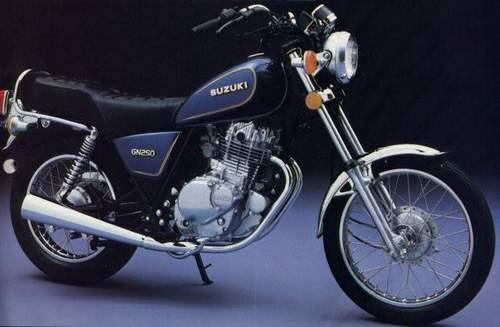 Wiring Diagram 1984 Suzuki Gn250 - Internal Wiring Diagrams