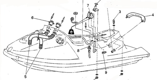 yamaha venture motorcycle engine diagrams