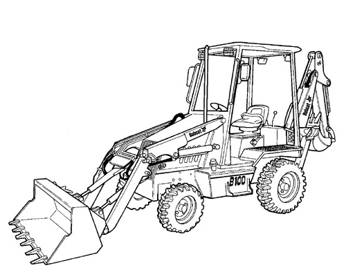 Bobcat 331 Parts Diagram - Best Place to Find Wiring and Datasheet