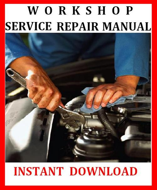 1989 Suzuki Swift GTi WorkShop Service Repair Manual - Download Man