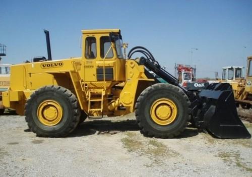 volvo bm 4600 wheel loader service parts catalogue manual instant download sn 2001 2549