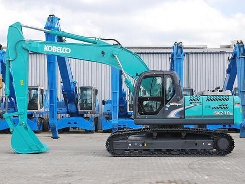 Kobelco SK210-6E, SK210LC-6E, SK210NLC-6E Hydraulic Excavator Parts
