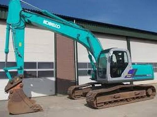 Kobelco SK210-6ES, SK210LC-6ES Hydraulic Excavator Parts Manual INS