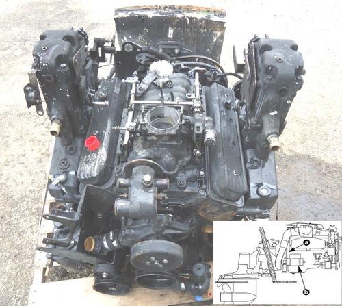 Mercury Mercruiser GM V-8 305 CID (50L)  350 CID (57L) Manual Download