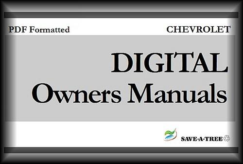 2005 CHEVY / CHEVROLET Malibu Owners Manual