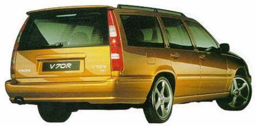 2004-2010 Volvo Electronic Wiring Diagram (C30-S40-V50-S60-XC60-C70
