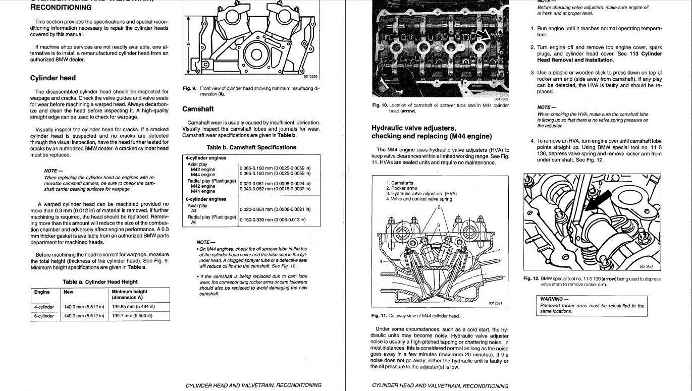1992 1998 bmw 318 323 328 m3 e36 service manual