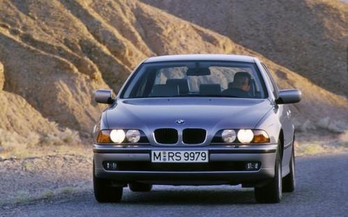 1997-2002 BMW 5 Series E39 WORKSHOP SERVICE MANUAL Vol 1 - Downloa