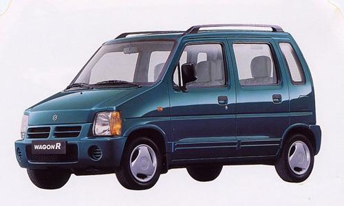 Suzuki Wagon R SR410 SR412 Service Repair Manual  Wiring Diagram M