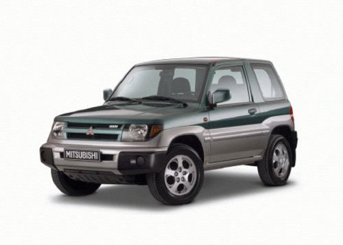 2000 Mitsubishi Pajero Pinin Body Repair Manual Pdf technical