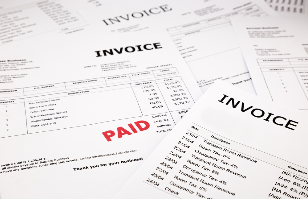 What do Net30 and other invoice payment terms mean?