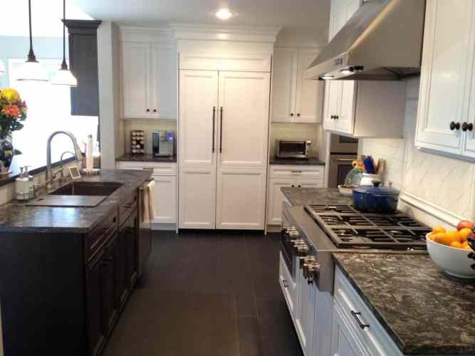 nj kitchen cabinets and design nj kitchen cabinets Kitchen Remodel in Wyckoff NJ