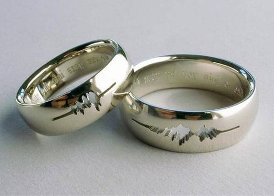 really cool wedding rings cool wedding rings Really cool wedding rings Cutest Wedding Rings Ever Download