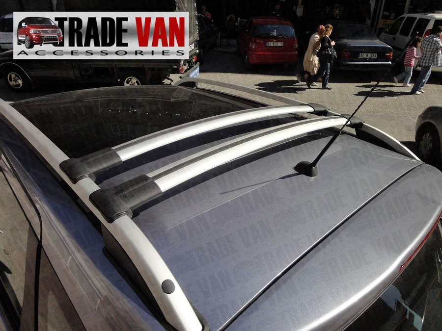 Vw Amarok Dachtrager Trager Querstangen Alu Volkswagen 4x4