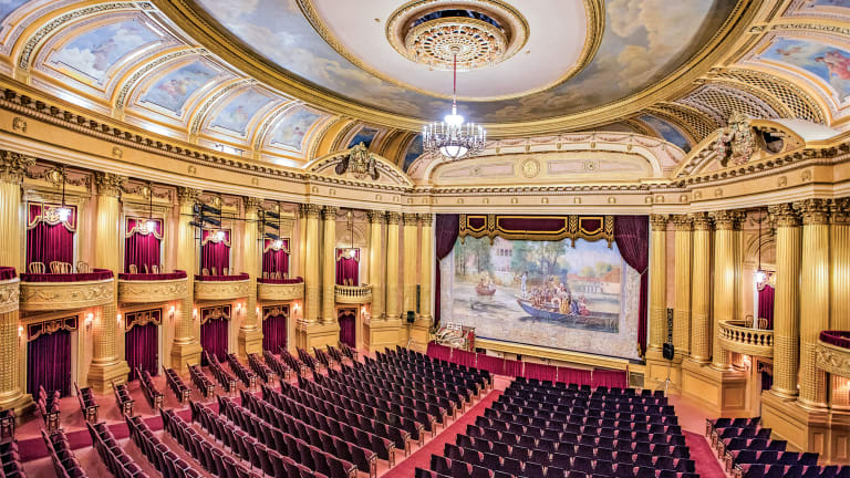 The Restoration of Al Ringling Theatre By Isthmus Architecture