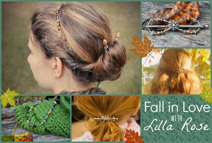 fall in love with lilla rose