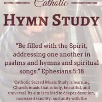 Catholic Hymn Study