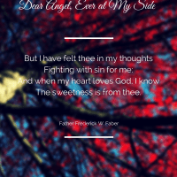 Dear Angel, Ever at My Side