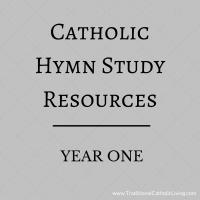 Hymn Study Year 1 Resources