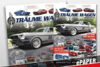 50 Jahre Mustang Poster   TRUME WAGEN