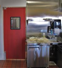 Restaurant Kitchen Traffic Doors - Restaurant Doors In ...