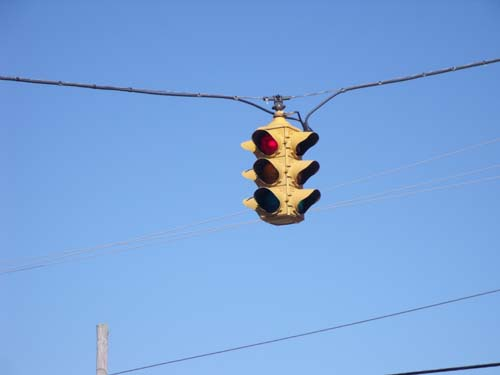 Michigan 4 Way Signals