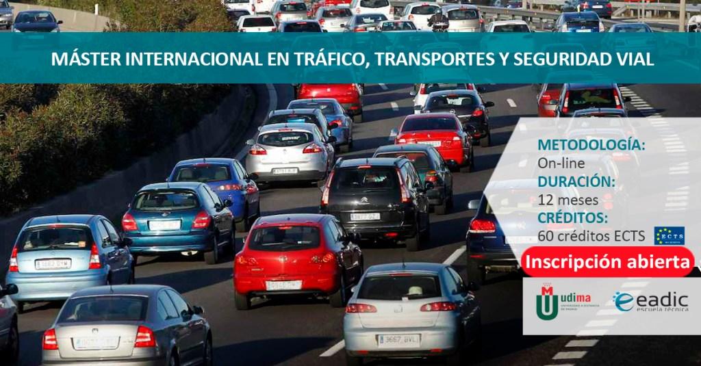 Máster Internacional en Tráfico, Transportes y Seguridad Vial