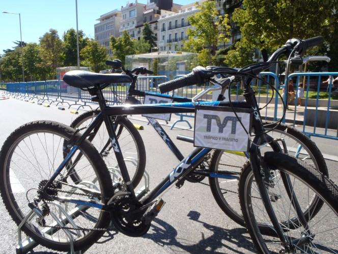Seguridad val para ciclistas en el trabajo
