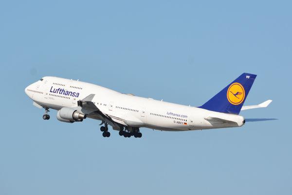 ルフトハンザ・ドイツ航空(メイン)