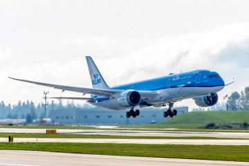 KLMオランダ航空(787−9)