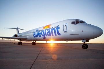 アレジアント航空