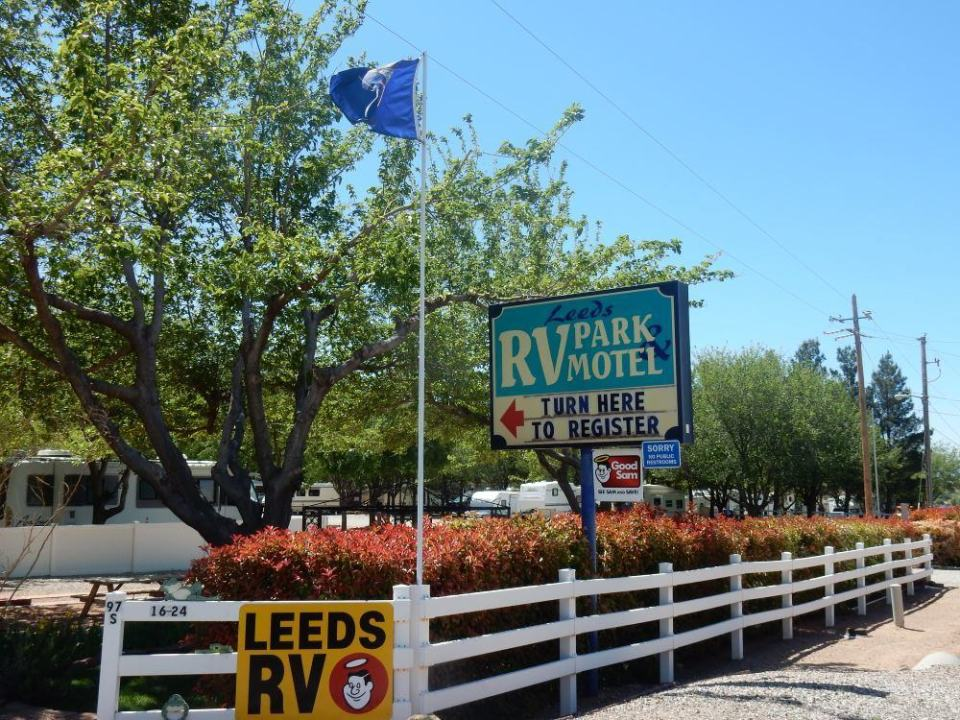 Pretty much what I always imagined an RV park to look like, yet most of them don't.