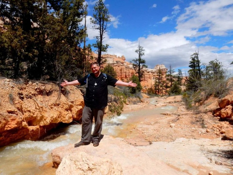 Hitch In Water Canyon