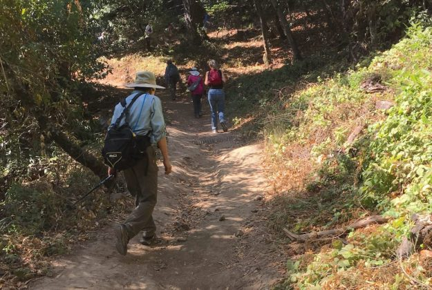 Saturday, March 11, 2017 - Wunderlich County Park