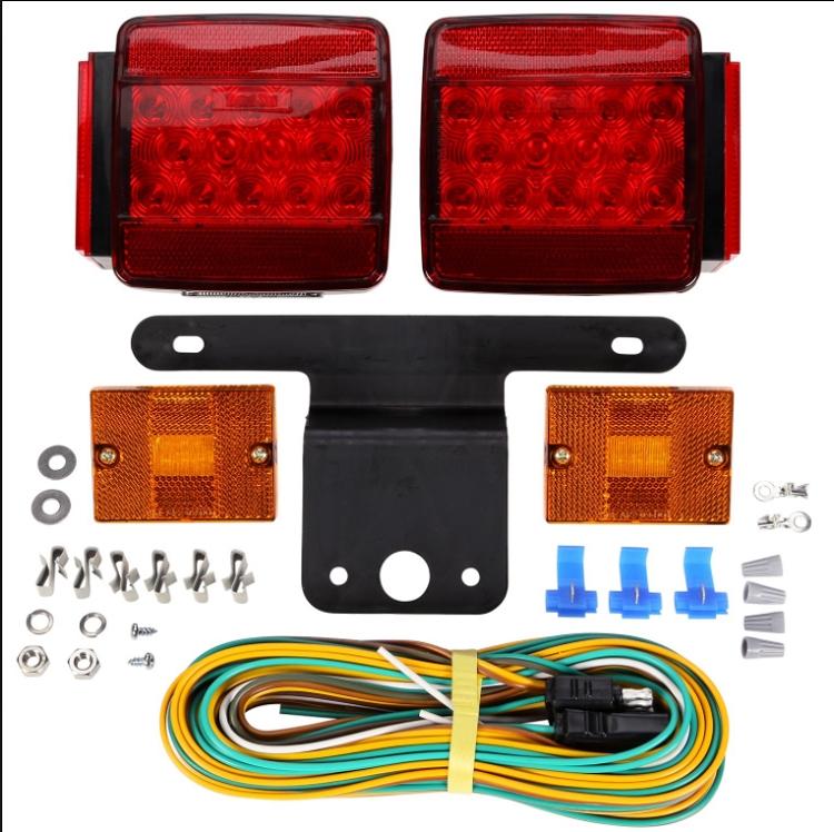 LED Universal Trailer Lighting Kit by Truck LIte #5051DK