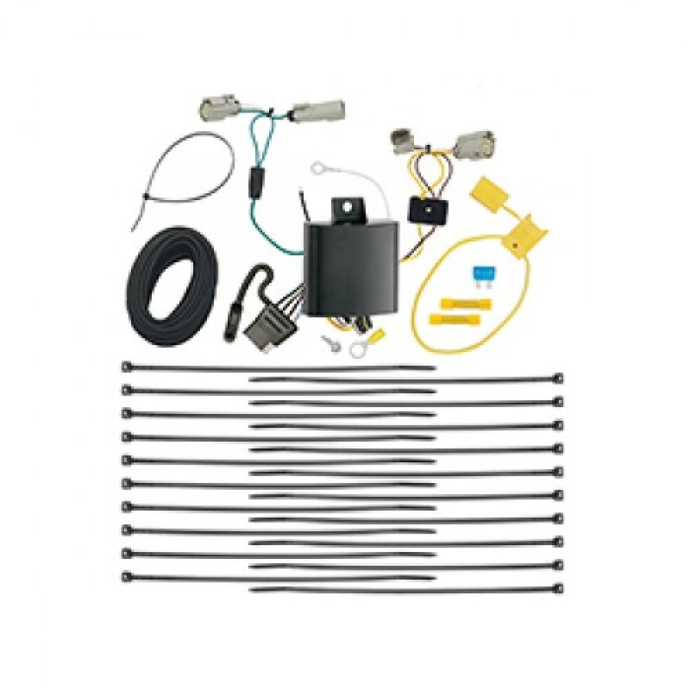 volvo trailer hitch wiring harness