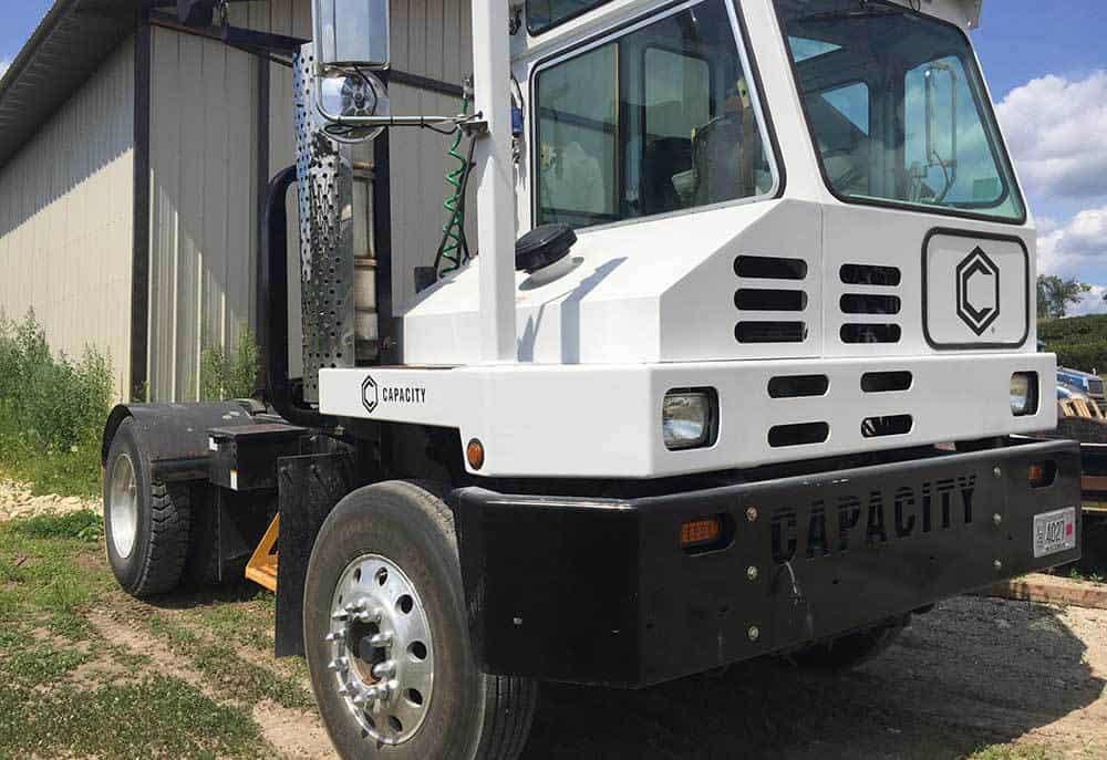 Spotter Truck, Yard Truck, Yard Jockey FleetXL