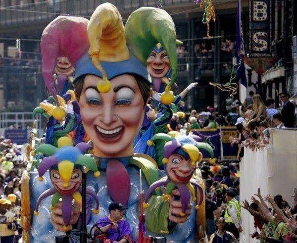 Los 5 Mejores Carnavales Del Mundo Trailers Design - Carnavales-del-mundo