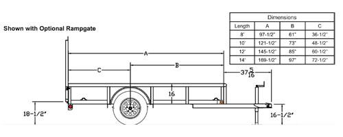 interior cargo trailer wiring schematic get free image about wiring