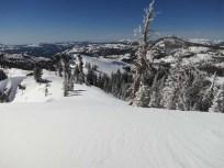 Castle Peak Ridge View